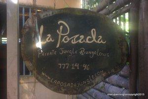 Welcome to La Posada Jungle Bungalows