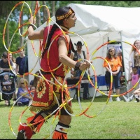 Hoop Dancer/Earth Day