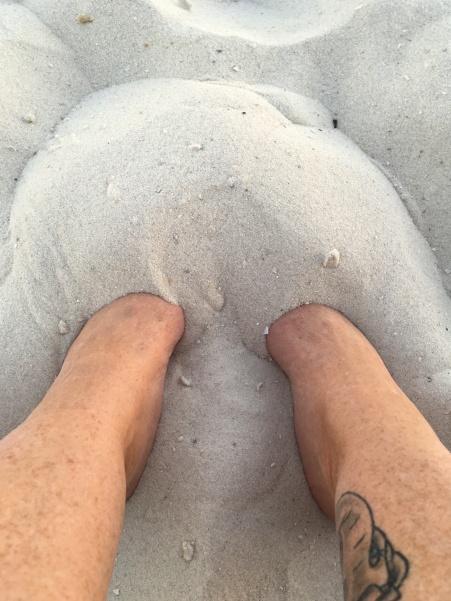 Happy, oh happy feet