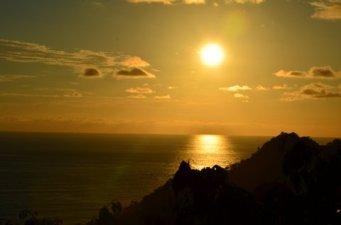 Sunsets in Manuel Antonio